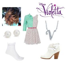 """""""Algo Se Enciende Outfit #3"""" by theodora2707 on Polyvore"""