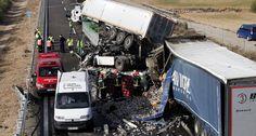 Mi blog de noticias: La carretera más peligrosa de España, entre Madrid...