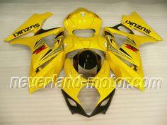 1000 cc SUZUKI GSX-R 1000 K3 2003 carénage support