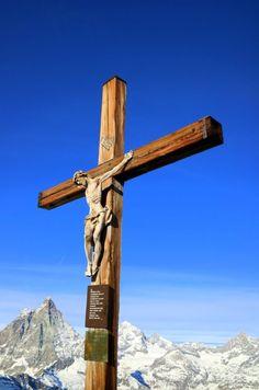 korset på Matterhorn