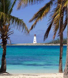 Junkanoo Beach, New Providence Island, Nassau, Bahamas~ Bahama cruise January 2017