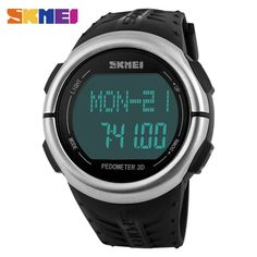 Check it on our site SKMEI 1058 Digital Watch Men Sport Watches Heart Rate Monitor Waterproof Relogio Masculino watch mens watches top brand luxury just only $14.45 with free shipping worldwide  #menwatches Plese click on picture to see our special price for you