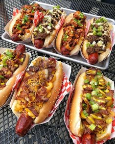 Discover what are Chinese Meat Food Preparation Dog Recipes, Cooking Recipes, Gourmet Hot Dogs, Mouth Watering Food, Food Goals, Food Menu, Dessert Food, Food Cravings, Food Truck