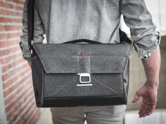 Initial Thoughts on The Everyday Messenger Bag