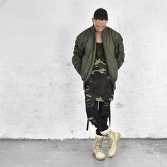 otheruk: #DEFIANCE x @Nike SFB editorial now live on our blog.... Male Urban Fashion, Dope Fashion, Mens Fashion, Nike Sfb Boots, Street Culture, Street Style Trends, Military Jacket, Nice Dresses, Combat Boots