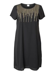 Studded party dress from JUNAROSE #junarose #dress #party #plussize #dressedtodance