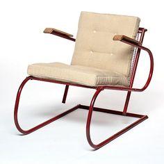 L'Art déco : Modernité et Tradition - Fauteuil, 1932