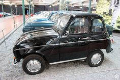 Renault 4 Shorty