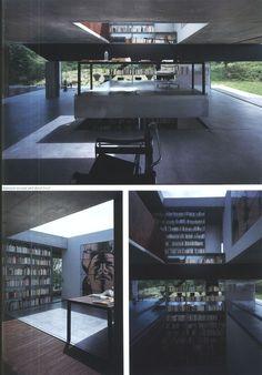 OMA, Rem Koolhaas: Villa in Bordeaux