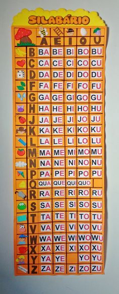 Perfect for reinforcing letters to preschool and kindergarten students. Teaching Spanish, Teaching Kids, Kids Learning, Teaching Resources, Bilingual Classroom, Kids Education, Texas Education, Special Education, Phonics