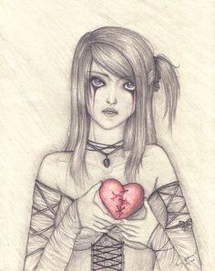 Néha a fájdalmat amit érzel nem  tudod magadban el nyomni!!