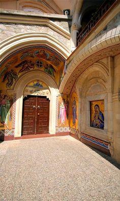 Kykkos Monastery - Troodos, Cyprus