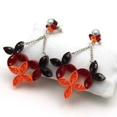 Jhumar style paper earrings... Statement and Comfort . . . . #quillingguild #jewelryhandmade #handmadejewelrylove #womenbizowners #delhijewelry #createyourbliss #jewelryforyou #onlinejewelry #quilling #silvergifts #delicatejewelry #sassywomen #quirkyart #independantwoman #delhidesigner #uniqueart #jewelrylove #keepsakes #fancyjewelry #paperquilling #pursuepretty #handmadegifts #musthave #summerstyle #jewelrydesign #gems #workinprogress #supporthandmade #paperart #quirky Trend Trendy Top