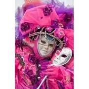 Pink Costume and Hand Mask