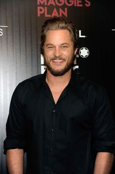 Travis Fimmel Photos - Travis Fimmel attend Montblanc And The Cinema Society With Mastro Dobel & Kim Crawford Wines Host A Screening Of Sony Pictures Classics' Maggie's Plan at Landmark Sunshine Cinema on May 5, 2016 in New York City. - Montblanc and the Cinema Society Host a Screening of Sony Pictures Classics' 'Maggie's Plan' - Arrivals
