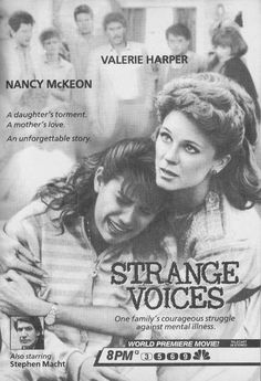 Strange Voices - Nancy McKeon & Valerie Harper - Sitcoms Online Photo Galleries