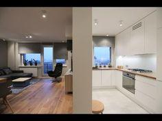 Jak wyposażyć kuchnię - Biała kuchnia na wymiar - Avangarda Meble - YouTube