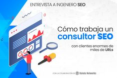 Entrevista Alberto Fernández de Ingeniero SEO | B30 Internet, Personal Care, Marketing, User Experience, Engineer, Teachers, Interview, Self Care, Personal Hygiene