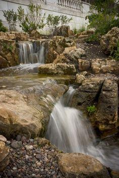 ....natural fountain...