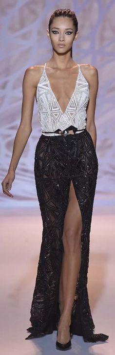 #ZuhairMurad Fall Couture 2014