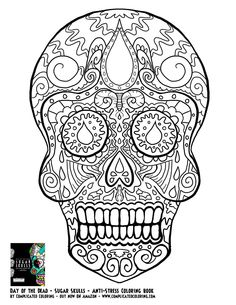 free coloring pages for grown ups two printable samples from each of the complicated coloring book series