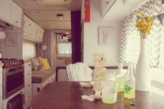Glamping Done Right: 5 Really Awesome Camper Renovations - Camping . Vintage Rv, Vintage Motorhome, Vintage Travel Trailers, Airstream, Glamping, Camper Makeover, Camper Renovation, Camping Car, Camping Tips