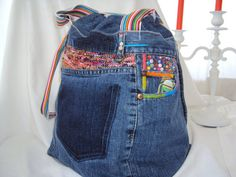 RESERVED FOR CYNDI Embroidered Beaded by JaneCohenArtfulBags, $30.00