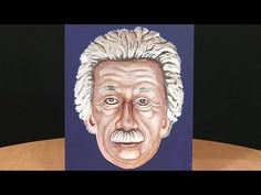 This our Einstein Hollow Face Mask, but it has been hand painted so as to give an amazing life-like impression of Albert Einstein. A true work of art. Face Illusions, Amazing Optical Illusions, Cool Illusions, Albert Einstein, Cool Gadgets, Lion Sculpture, Hand Painted, Statue, Make It Yourself