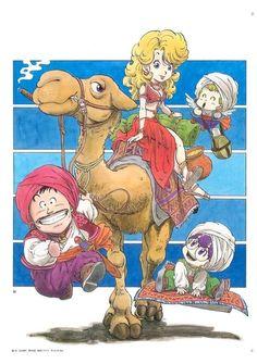 Slump by Akira Toriyama Dbz, Goku, Akira, Dragon Ball, Manga Anime, Anime Art, Manga Artist, Comic Artist, Ghibli