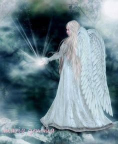A guardian angel ~                                                                                                                                                                                 More