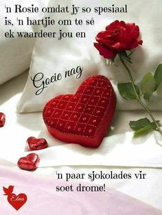 Good Night Wishes, Good Night Sweet Dreams, Good Night Quotes, Morning Messages, Morning Greeting, Good Night Sleep Tight, Goeie Nag, Afrikaans Quotes, Good Night Image
