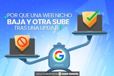 Por qué una web nicho baja y otra sube tras una update | B30 Google Link, Tech Logos, Internet, Marketing, School, Dog Names, Meanings Of Names, Schools