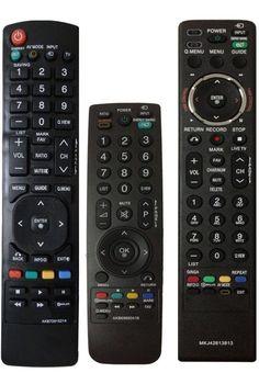 Controle remoto universal - Nossa TV é Sony, nosso DVD é da Sansung, e nosso blue-ray é da sony também. Sim, perdemos todos os controles. Não tá facil.