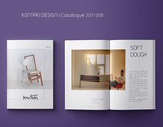 """Check out new work on my @Behance portfolio: """"Catalogue 