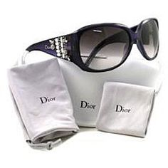 d62ce0f80c21 Christian Dior  CD LIMITED  Women s Austrian Crystal Sunglasses