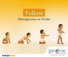 Follow Genome The Fertility Centre on Twitter