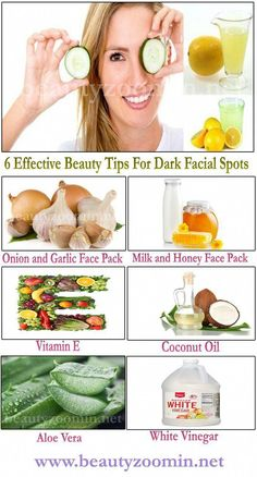 Ways to get Rid Of Dark Spots on Deal with Overnight #BrownSunSpots #BrownSpotsOnSkin