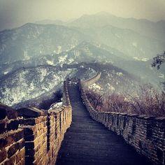 慕田峪长城 Great Wall at Mutianyu στην πόλη 北京市, 北京市
