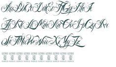 76 Best Script Alphabet images | Script alphabet, Lettering