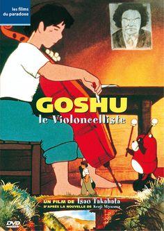 L'orecchio curioso: Goshu, il violoncellista (che suona Beethoven)