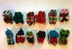 108 pairs from Nepal (Hands in Outreach Coop)
