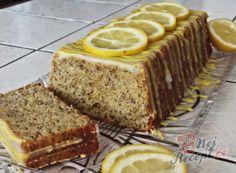Velmi šťavnatý Milka koláček z hrnečku Bunt Cakes, Czech Recipes, Sweets Cake, Sweet Recipes, Banana Bread, Food And Drink, Baking, Bread Making, Patisserie