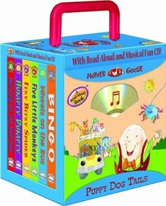 Puppy Dog Tails 6-book Travel Pack, Mother Goose « Library User Group
