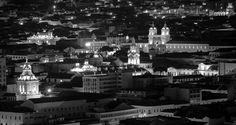Quito. Patrimonio Cultural de la Humanidad -