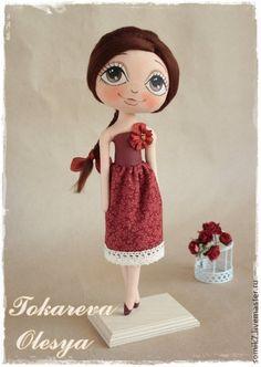 Коллекционные куклы ручной работы. Ярмарка Мастеров - ручная работа Жанна. Handmade.