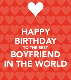 Happy Birthday Images For Boyfriend With Love Wishes Him Quotes