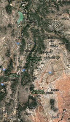 Beryl Utah Map.All About Beryl Did You Know Beryl Comes In Every Color Of The
