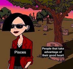 Pisces Love, Pisces Quotes, Zodiac Signs Pisces, Pisces Woman, Zodiac Signs Astrology, Zodiac Memes, Zodiac Star Signs, Pisces Humor, Gemini And Pisces