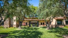 ranch style homes with hacienda influence - Google Search