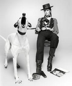 ©Terry O'Neill / Diamond Dogs - David Bowie